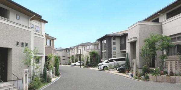 大規模分譲住宅