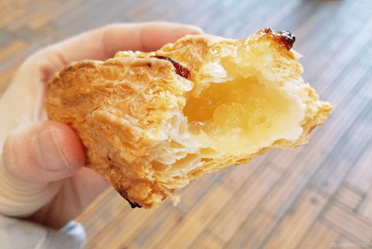 花月堂アップルパイのりんごソース