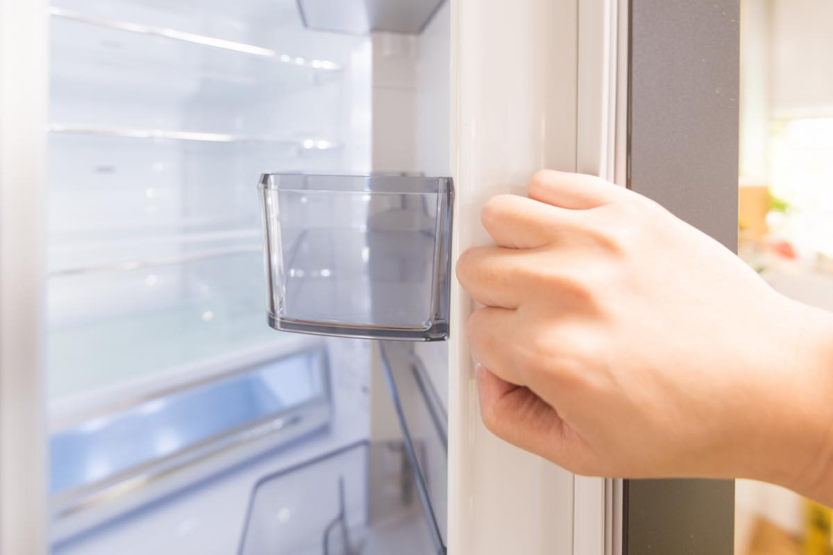 冷蔵庫ドア