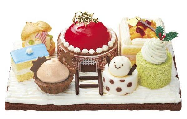 イオンクリスマスケーキ