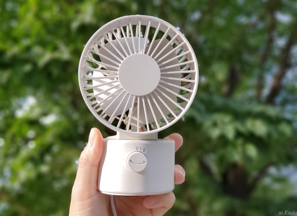 無印の扇風機