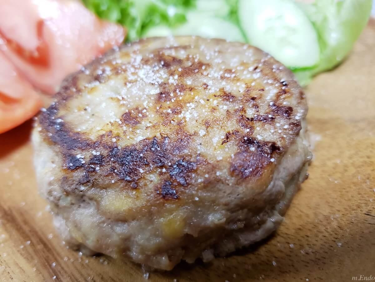 肉汁 閉じ込める ハンバーグ