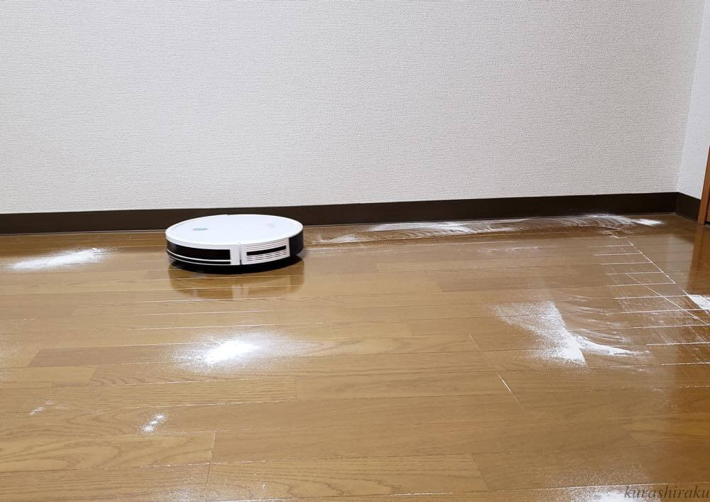 Ankerのロボット掃除機「Eufy RoboVac 11S」の走行テスト
