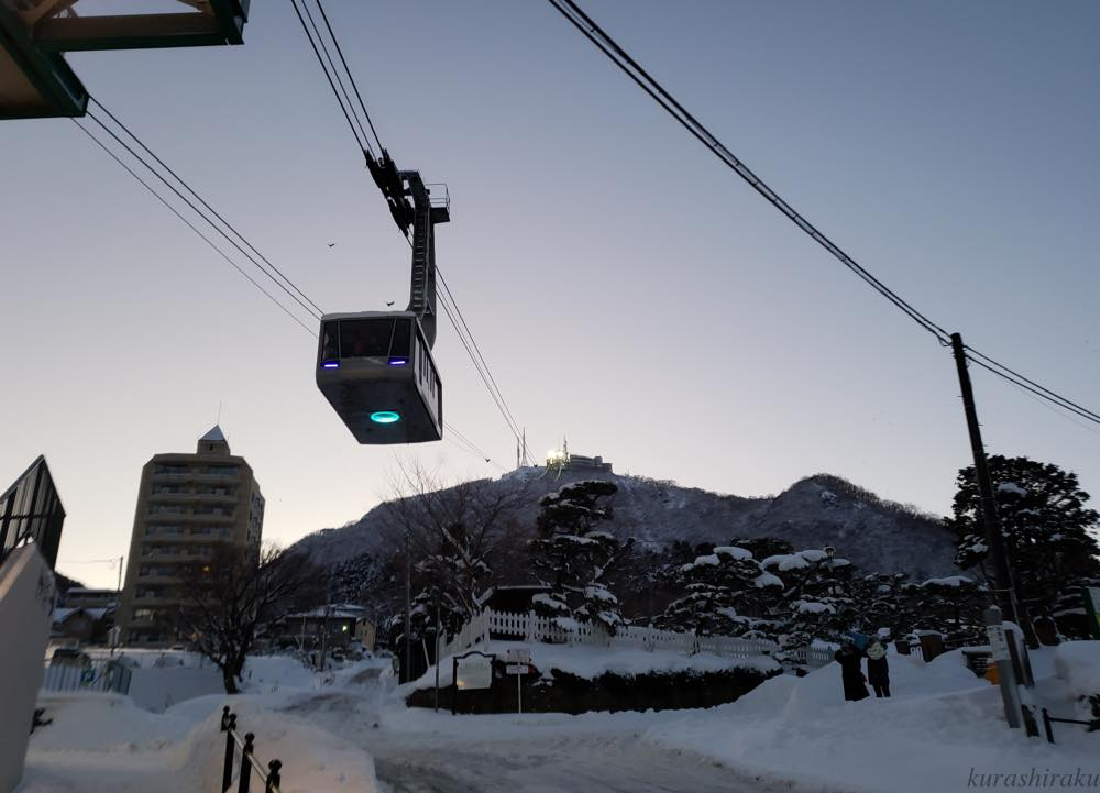 函館ロープウェイ