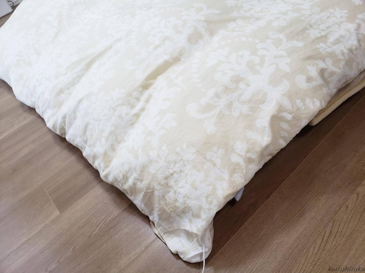 アイリスオーヤマ布団乾燥機「カラリエ」ツイン
