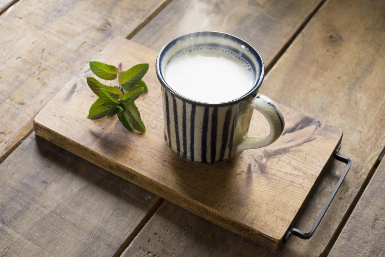 牛乳カップ