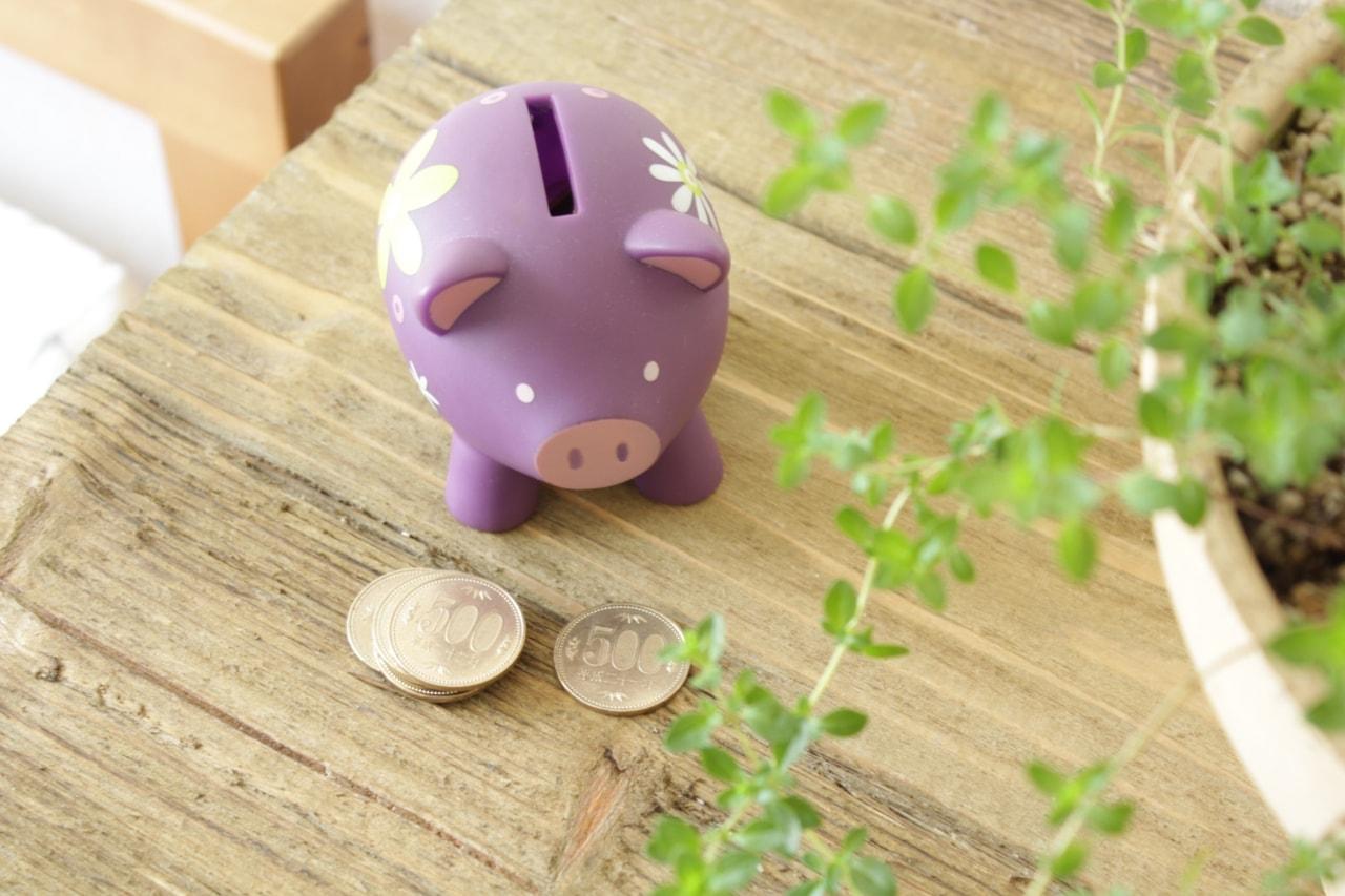 小銭貯金箱