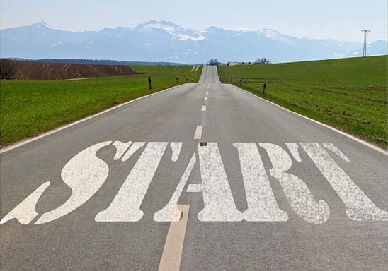 street-start